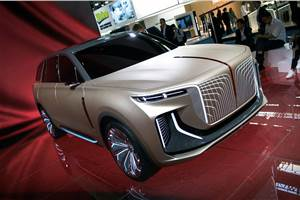 Chinese carmaker Hongqi to compete with Rolls-Royce