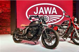 Production-ready Jawa Perak unveil on November 15, sees price revision