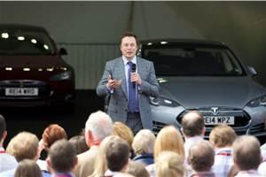 Tesla Cybertruck electric pick-up reveal confirmed for November 21