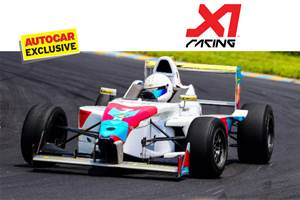 X1 Racing League cars to use Formula BMW chassis