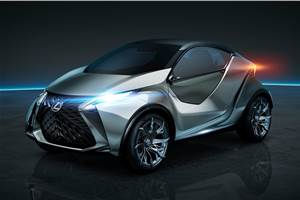 First production Lexus EV to be unveiled on November 22