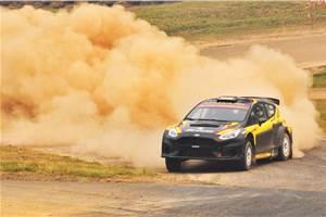 Gaurav Gill to make racing return at Rally of Australia