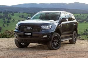 Ford Endeavour-based Everest Sport revealed
