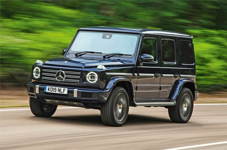 Mercedes-Benz G-class to get all-electric derivative