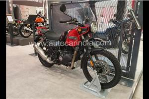 Royal Enfield Himalayan likely to get updated in coming months