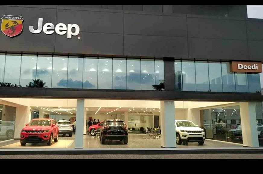 Benefits of up to Rs 1.6 lakh on Jeep Compass