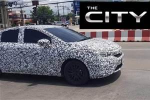 2020 Honda City world premiere on November 25