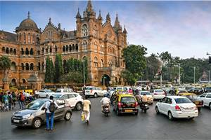 Mumbai is the worst city to drive in says report