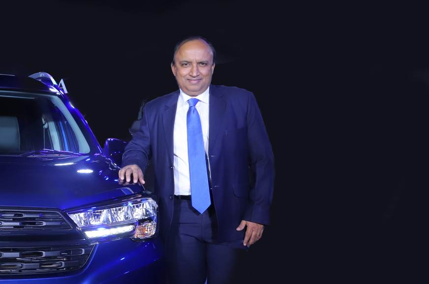 Shashank Srivastava, Executive Director, Maruti Suzuki