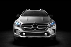 Next-gen Mercedes-Benz GLA: New details surface