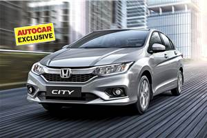 Honda City BS6 petrol prices to start from Rs 10.22 lakh
