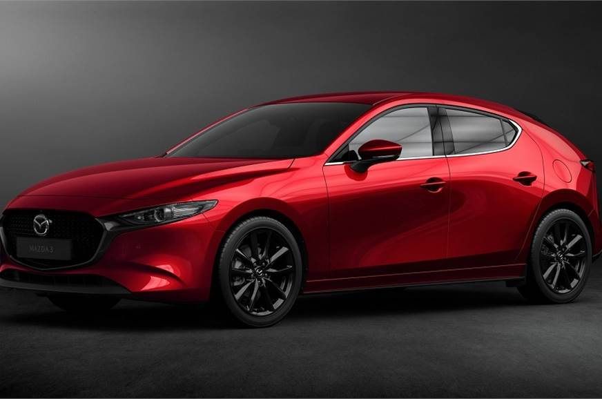 Mazda 3 voted Women's World Car of the Year 2019