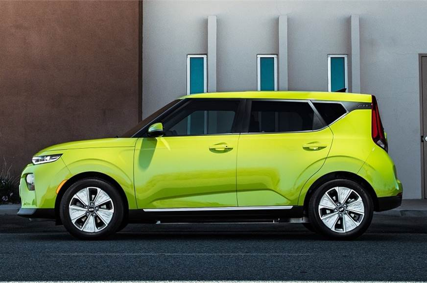 The Kia Soul EV won the Green Car of the Year award.