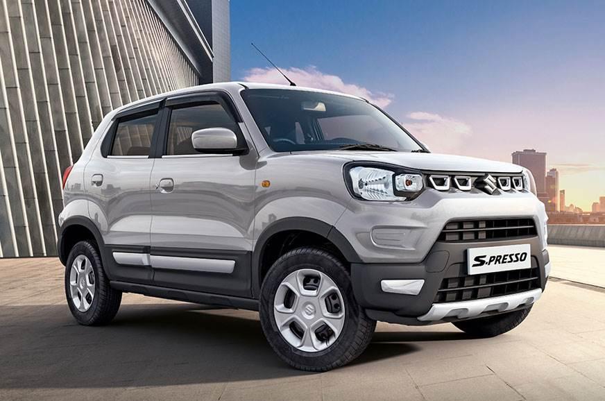 Maruti Suzuki sells over 10,000 units of S-Presso in Octo...