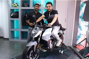 CFMoto inaugurates first showroom in India