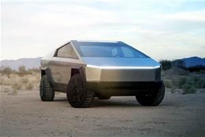 Tesla Cybertruck revealed