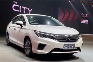India-bound 2020 Honda City revealed