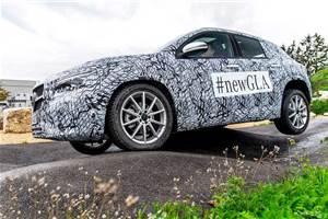 Next-gen Mercedes-Benz GLA  to be unveiled on December 11, 2019