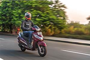 Honda Activa 125 BS6 review, test ride