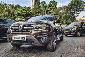 2019 Renault Duster long term review, first report
