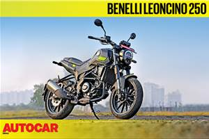 Benelli Leoncino 250 video review