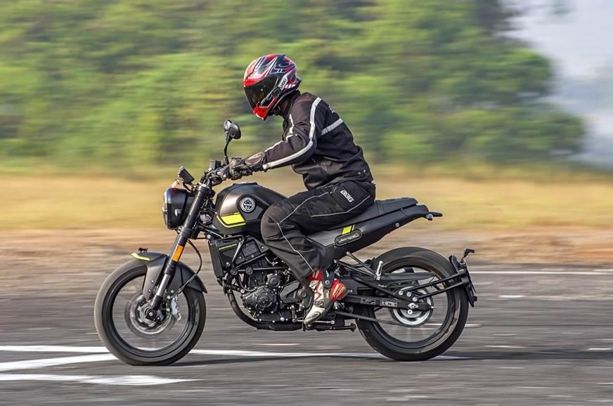 Benelli Leoncino 250 review, test ride