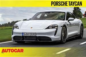 Porsche Taycan Turbo S video review