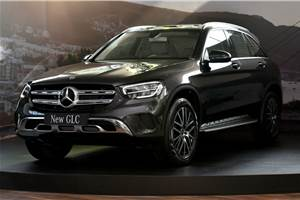 Mercedes-Benz GLC facelift launched at Rs 52.75 lakh