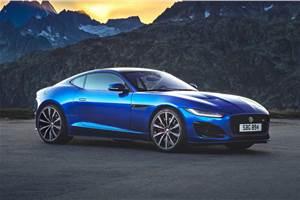 2020 Jaguar F-Type facelift revealed
