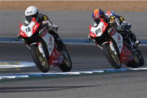 Honda India finishes 2019 ARRC in top 10