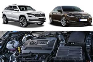Skoda Superb facelift, Kodiaq to get 2.0-litre TSI engine