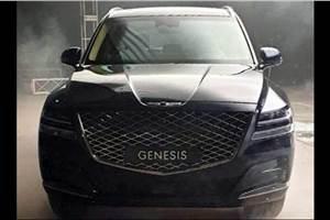 Hyundai Genesis GV80 leaked ahead of December reveal