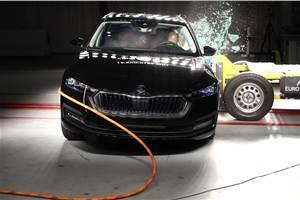 All-new Skoda Octavia secures 5-star Euro NCAP crash-test rating