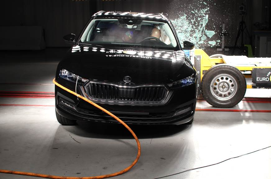 All-new Skoda Octavia secures 5-star Euro NCAP crash-test...
