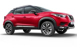 Benefits up to Rs 1.15 lakh on the Nissan Kicks this month