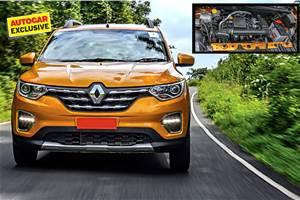 New 1.0 turbo-petrol engine to power Renault Triber, upcoming HBC SUV