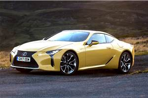 Lexus LC500h to be priced from Rs 2.80 crore on road