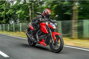 2020 BS6 TVS Apache RTR 160 4V review, test ride