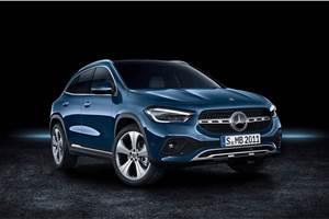 2020 Mercedes-Benz GLA revealed