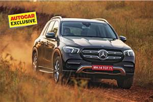New Mercedes-Benz GLE review, test drive