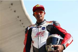 Rajini Krishnan qualifies for Round 2 of the FIM Endurance World Championship