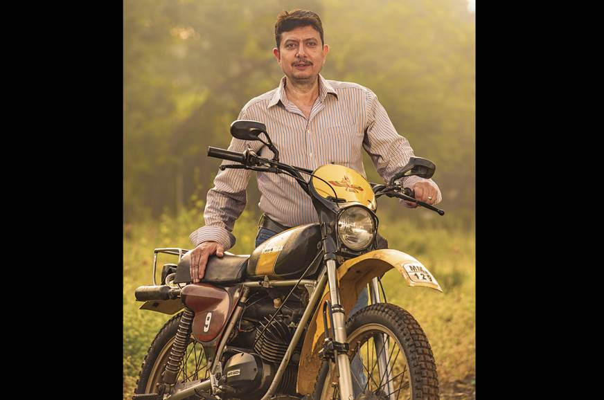 Yezdi Patel is the proud second-generation owner of this ...