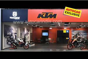 Husqvarna bikes to be sold from 379 KTM showrooms by July 1, 2020