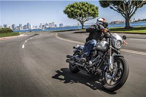 Harley-Davidson Low Rider S review, test ride