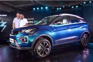 Tata Nexon EV revealed ahead of early 2020 launch