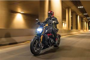 Ducati Diavel 1260 S review, test ride