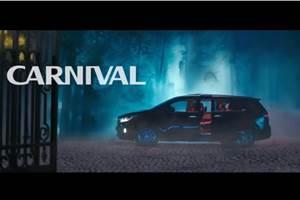 India-spec Kia Carnival teased ahead of market launch