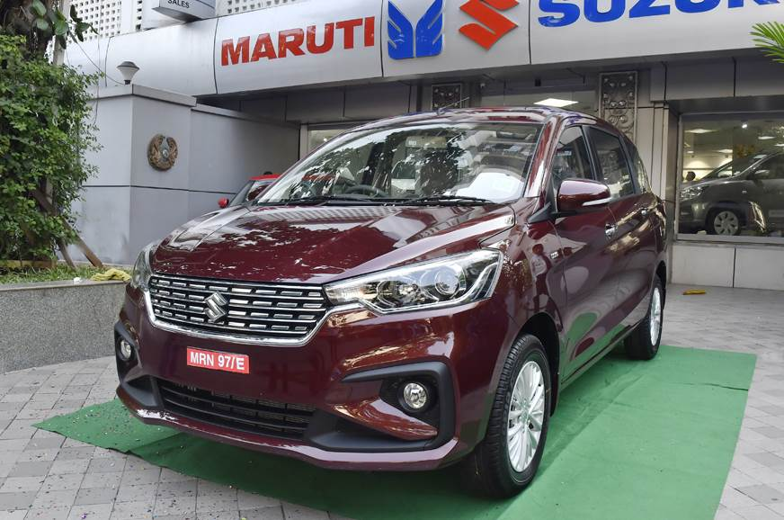 Maruti Suzuki Ertiga sales cross 5 lakh-unit milestone