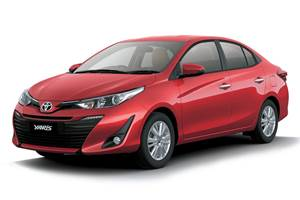 BS6-compliant Toyota Yaris 1.5 petrol to be launched soon