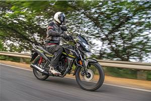 Honda SP 125 BS6 review, test ride